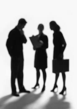 people_talking_silhouette