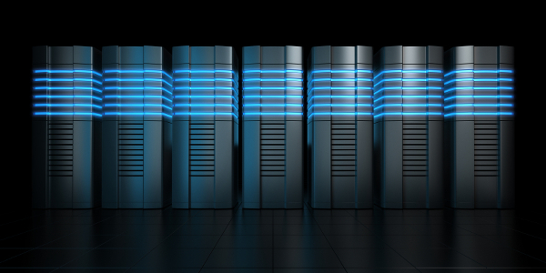 digital server racks