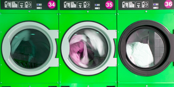 green washing machines